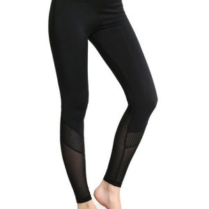 PERFORMENCE BLACK YOGA LEGGINGS